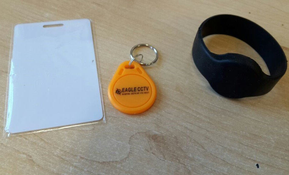 Access Control RFID Tag, Card & Bracelet